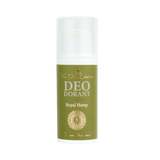 The OHM Collection - creme deo - magnesium - Royal Hemp & Ginger - 5 ml - mini