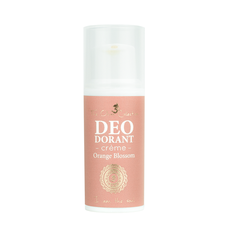 OHM DeoDorant creme mini orange blossom