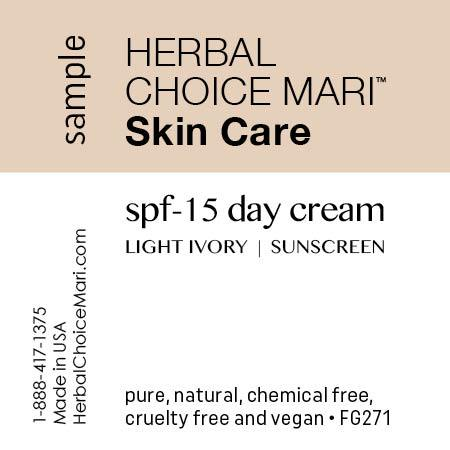 Herbal-Choice-Mari-Daycream-SPF15-Light-Ivory-sample