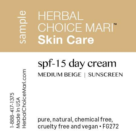 Herbal-Choice-Mari-Daycream-SPF15-Medium-Beige-sample