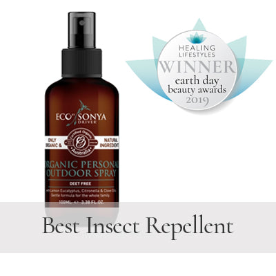 Eco by Sonya - Natural Insect Repellent - Award