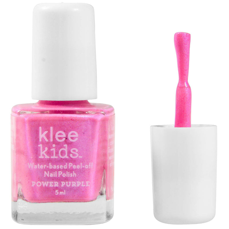 Klee Kids Sundae Star Set - Power Purple Nagellak 100% veilig