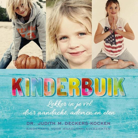 Kinderbuik - Judith Deckers Kocken