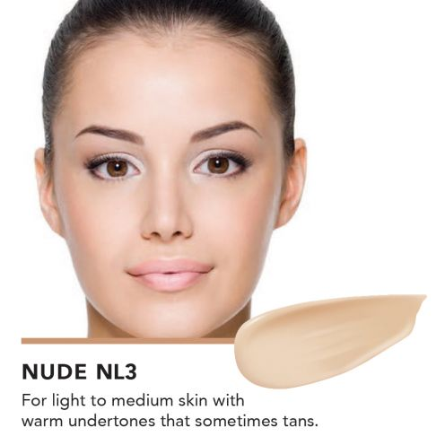 Liquid Mineral Foundation met hyaluronzuur