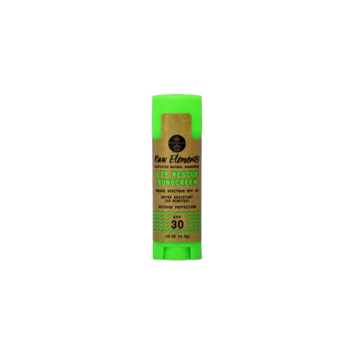 Raw Elements Lip Rescue SPF 30+