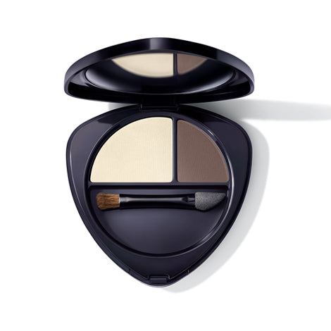 dr Hauschka Natural Spirits Limited Edition Make Up - eyeshadow duo - oogschaduw-duo
