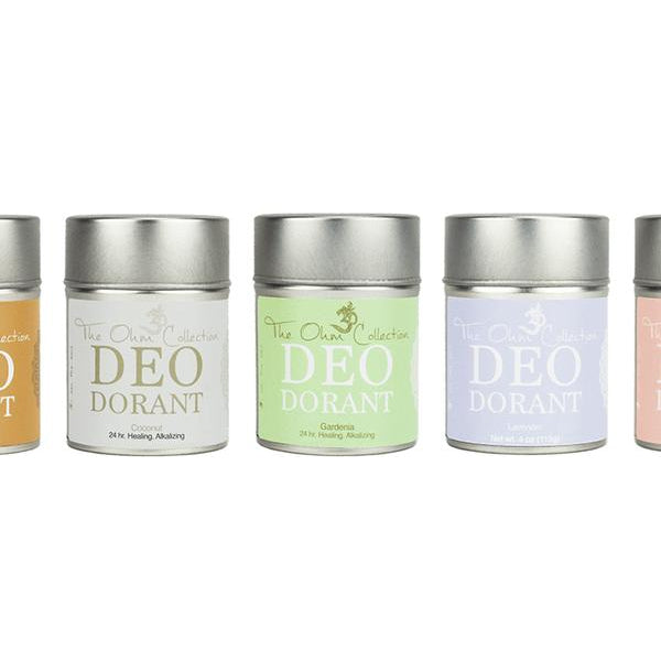 OHM Poeder deo sodium bicarbonate amethyst collectie