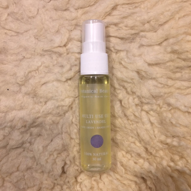 Botanical Beauty Multi Use Olie Lavendel 30 ml