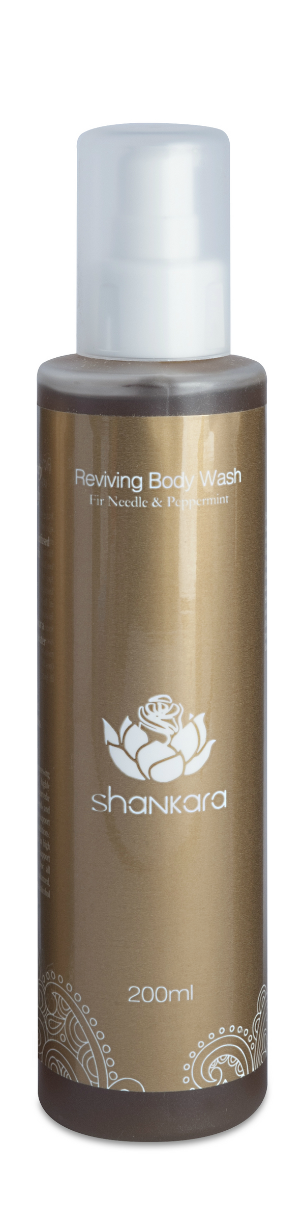 Reviving/Energizing Body Wash - Kapha (naaldboom, pepermunt, menthol)