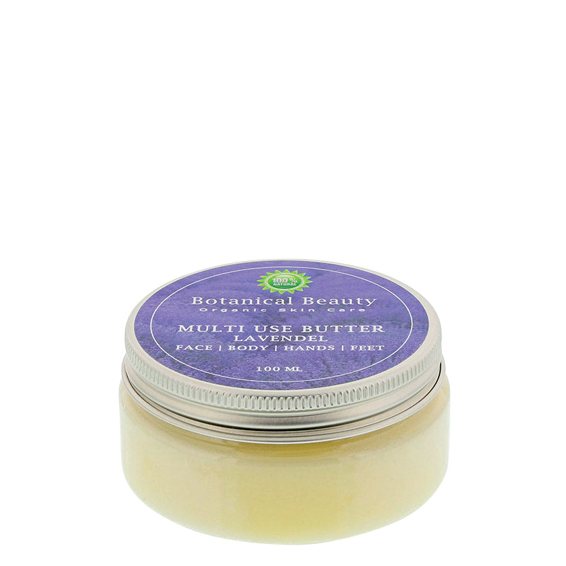 Botanical Beauty Body Butter Lavendel 100 ml