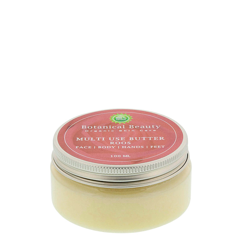 Botanical Beauty Body Butter Roos 100 ml