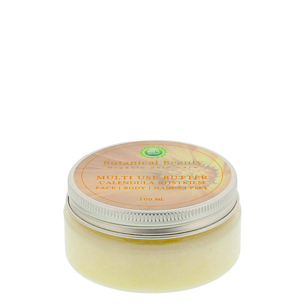 Botanical Beauty Body Butter Calendula Rijstekiem 100 ml