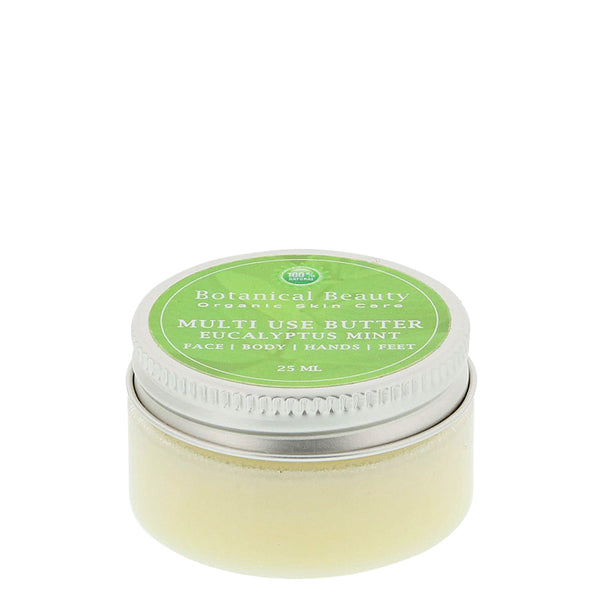 Botanical Beauty Multi Use Butter Eucalyptus Mint Rozemarijn 25 ml
