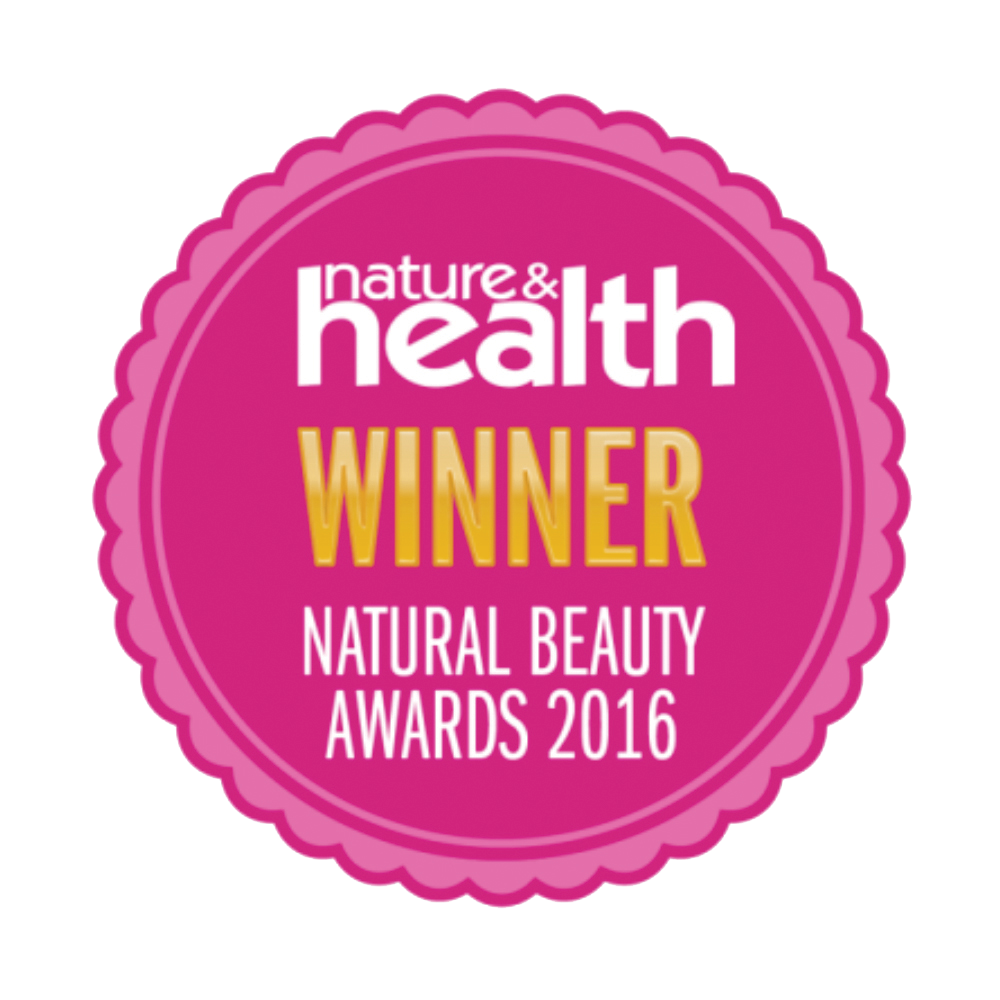 Winner, Nature & Health, Natural Beauty Awards 2016