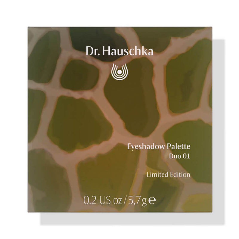 dr Hauschka Natural Spirits Limited Edition Make Up look - eyeshadow-box - oogschaduw-doosje