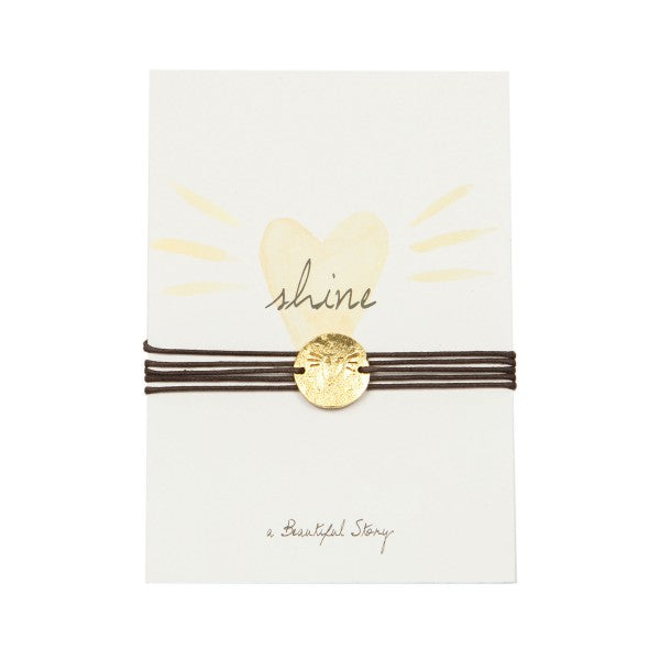 A Beautiful Story - jewelry postcard Shine- Shine