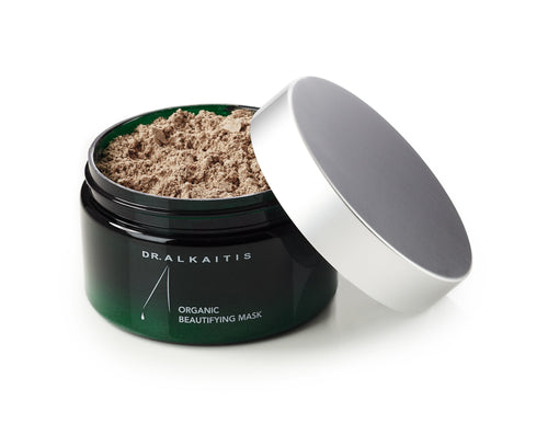 Organic Beautifying Mask - superkrachtig anti aging masker