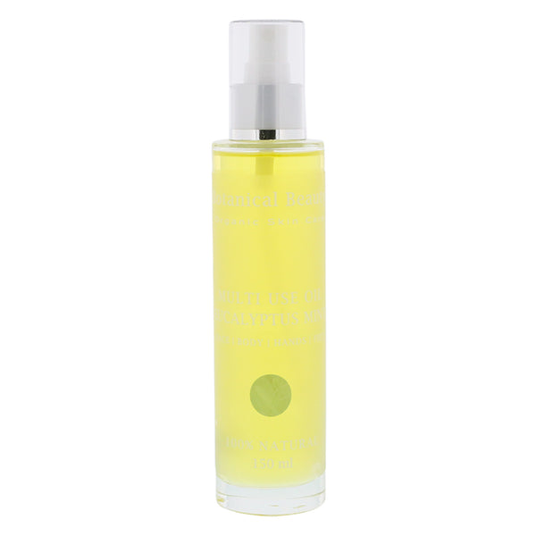 Botanical Beauty Multi Use Oil Eucalyptus Munt Rozemarijn 150 ml