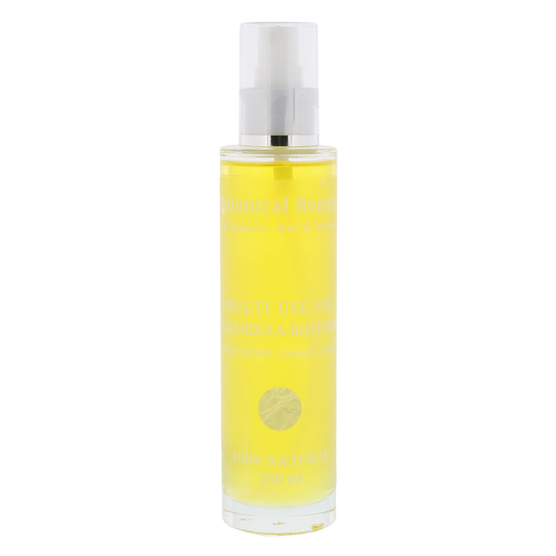 Botanical Beauty Multi Use Oil Calendula biologisch Rijstkiem 150 ml