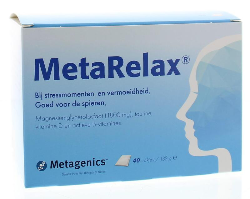 Metagenics - Metarelax-sachets-40