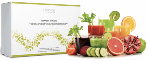 LaVieSage Cleanse & Revitalise kit - detox
