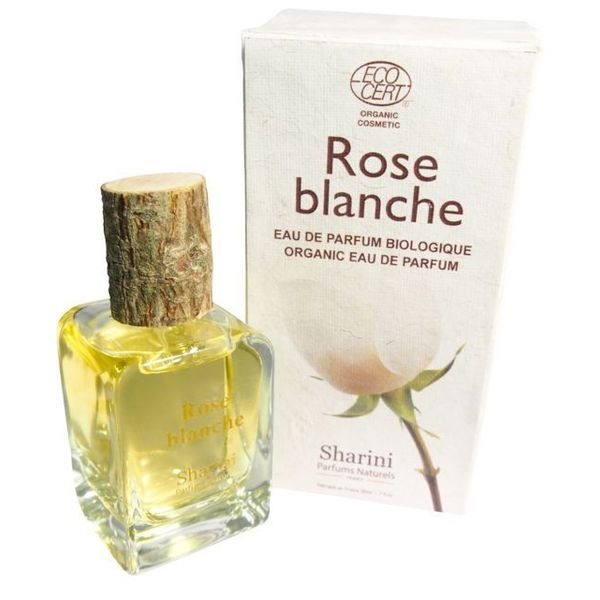 Sharini-biologische-parfums-Rose-blanche
