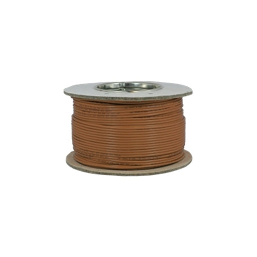 2.5mm 6491B BASEC Brown Single Insulated LSZH Cable 100 Metre - Image 1