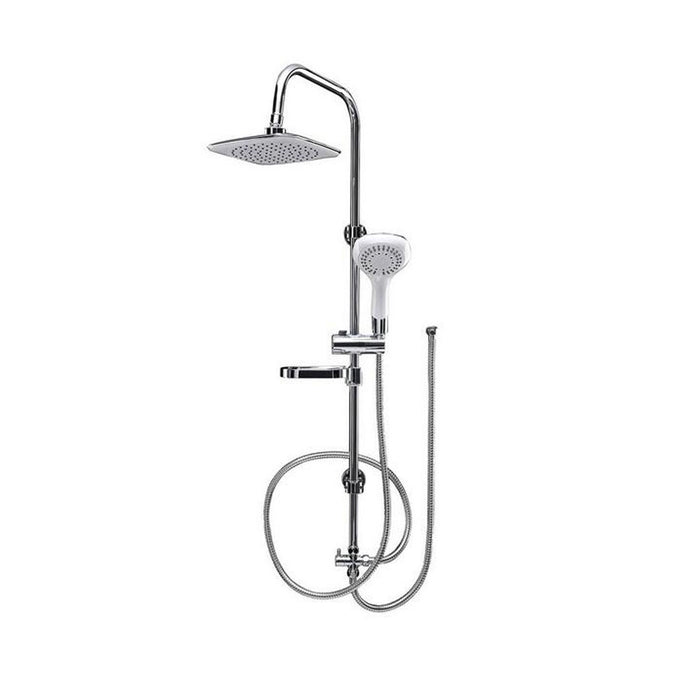 Aqualona Aquacapri Spa Shower Kit Adjustable Removable Shower Head 5 Functions - Image 1
