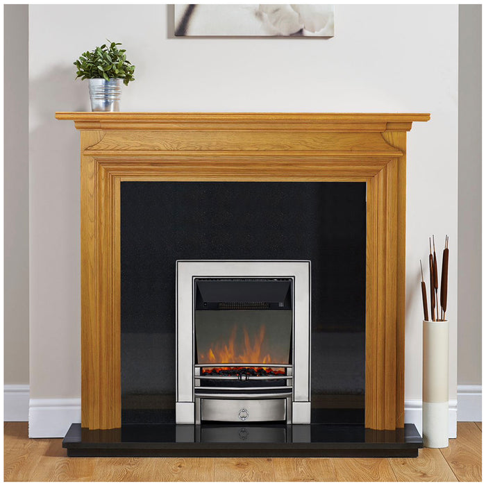 Focal Point Charlottesville Fire Surround Wooden - Image 3