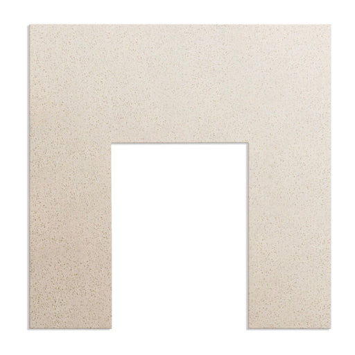 Beige stone Back panel (H)940mm (W)940mm (D)20mm - Image 1