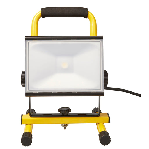 Dial LED Work Light Mains Powered Portable 20W 220-240V 1700Lm - Image 1