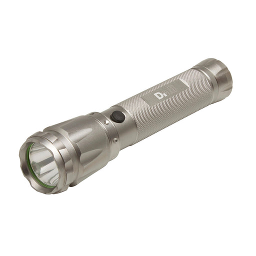 Diall Aluminium 150lm LED Torch - Image 1