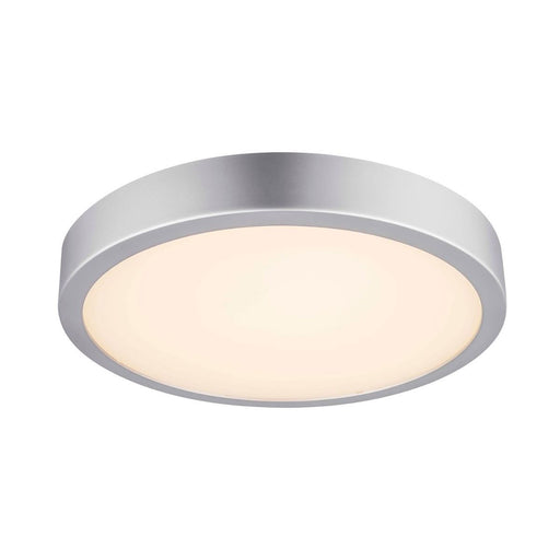 Blooma Jenner Outdoor Light Wall Ceiling Silver Effect 1150Lm Splash proof - Image 1