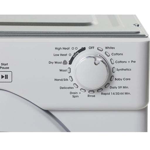 Candy Built-in Washer Condenser Dryer 7kg/5kg CBWD 7514D-80 White Class A - Image 1