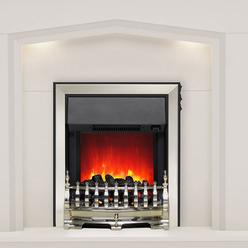 Be Modern Beauport Cashmere Electric Fire Suite - Image 1