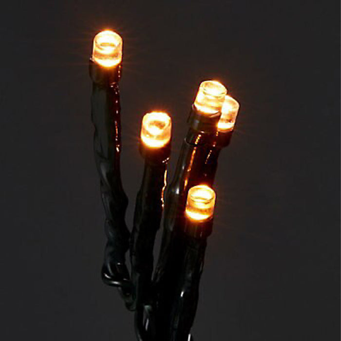 1000 Cluster String Lights Warm White LED Weather-resistant Indoor and Outdoor - Image 3