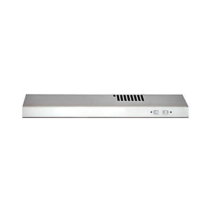 Visor Cooker Hood VHS60 Brushed Stainless steel 63dB(A) 600x85x452mm - Image 3