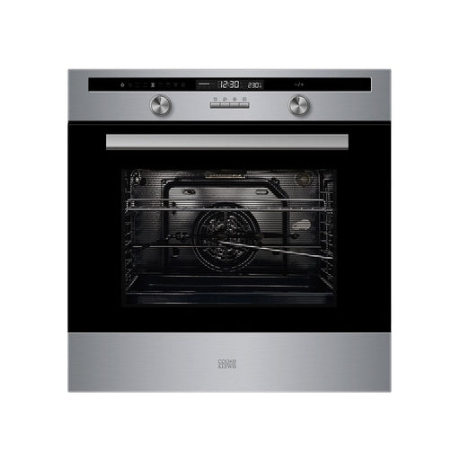 Cooke & Lewis Clpysta Built-In Electric Single Pyrolytic Oven - Image 1