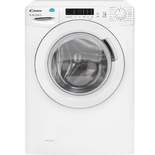 Candy Washing Machine White Freestanding 9kg CVS 1492D3 - Image 1