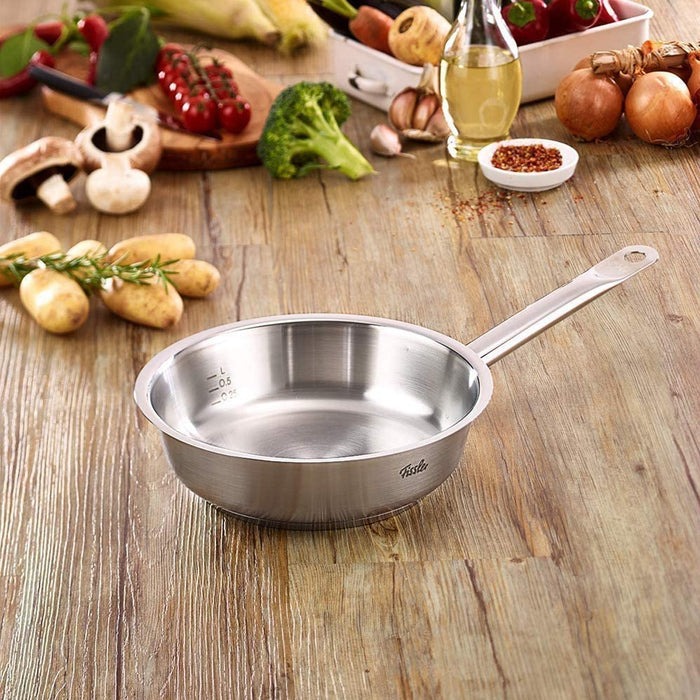 Fissler  frypan 20cm Stainless Steel 12 x 10-Inch - Image 2
