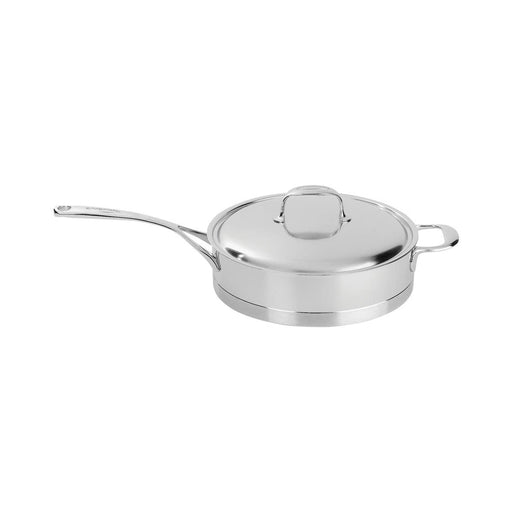Demeyere Saucepan Stainless Steel 41528 With Lid 28 cm Silver 3.97l - Image 1