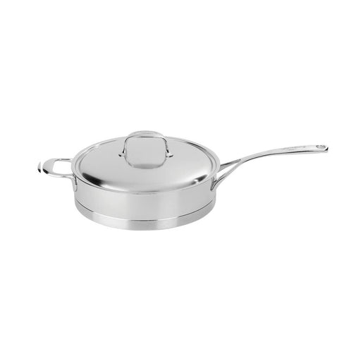 Demeyere Saucepan Stainless Steel 41524 With Lid 2.46l - Image 1