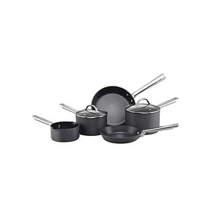 Anolon 5-Piece Pan Set Professional Hard Anodised Cookware Non-Stick - Image 2