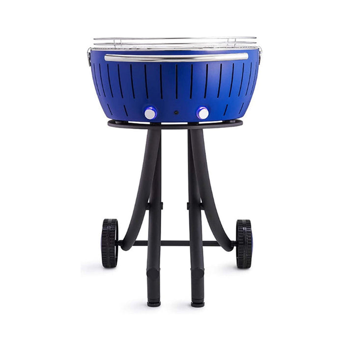 LotusGrill Barbecue Charcoal Garden Grill LOLG-TB-600 Deep Blue XXL Dia 57.6cm - Image 3