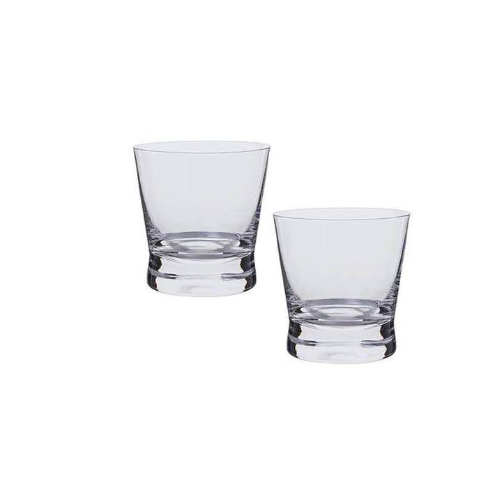 Pair of Dartington Crystal Bar Excellence Whisky Rocks Glass Crystal - Image 5