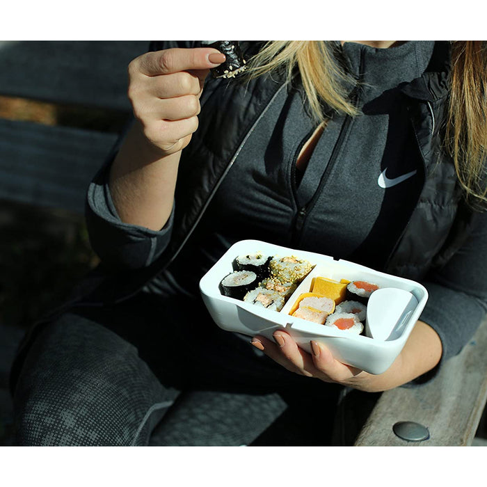 Black+Blum Bento Lunch Box  Microwave Safe, Honey - Image 4