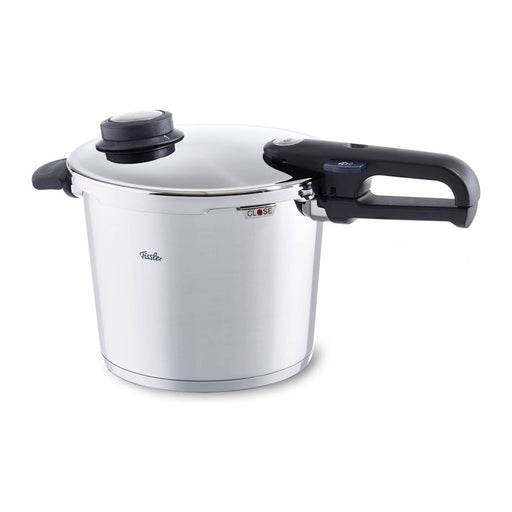 Fissler Pressure Cooker Induction Steam Cooker Function 22 cm 6 Litre - Image 1