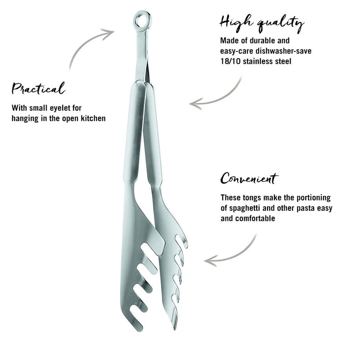 Rosle Stainless Steel Spaghetti Tongs 30 cm - Image 2