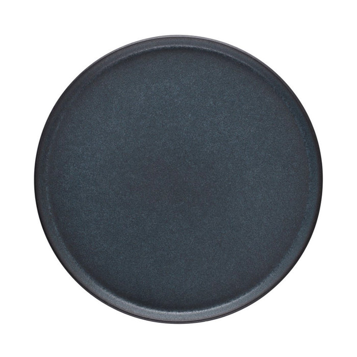 Jars Plate Tout Simple 22cm Dark Blue Chip Resistant Dishwasher Safe - Image 1