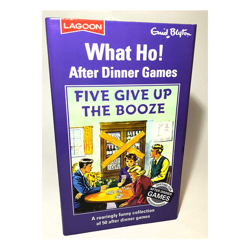 Lagoon 4561 What Ho Enid Blyton After dinner games Nylon/A - Image 1